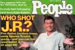 who shot J.R.