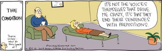 Cartoon May 21 Pun-day