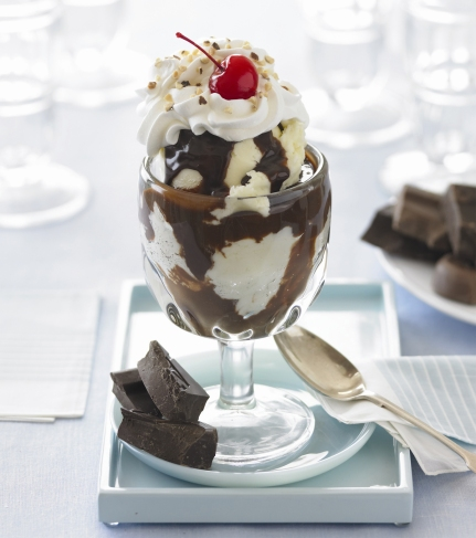 Hot-Fudge-Sundae