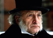 George C. Scott Scrooge