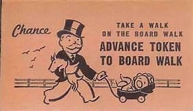 Monopoly walk boardwalk