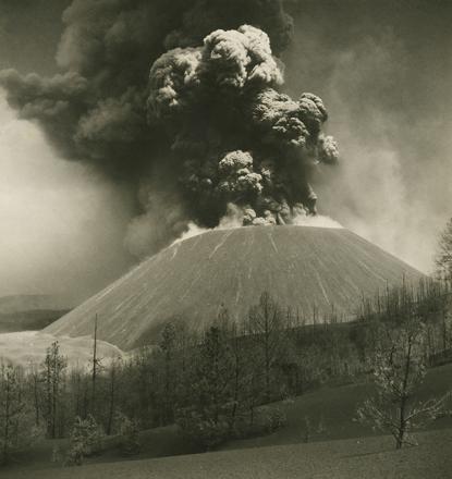 volcano 1943