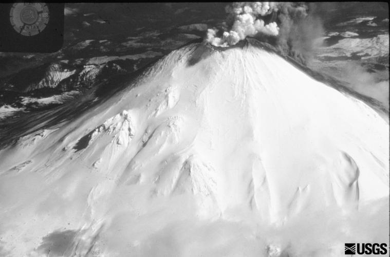 Mt. St. Helens March 1980