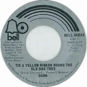 Tie a Yellow Ribbon 45 record.jpg