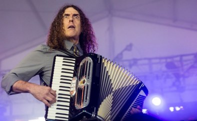weird al with accordion