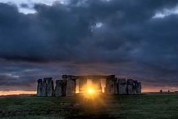 stonehendge solstice
