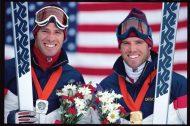 Phil and Steve Mahre. PHOTO: Lori Adamski-Peek
