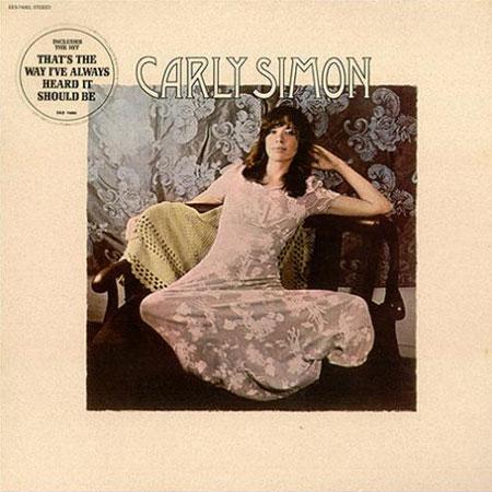 carly simon debut album