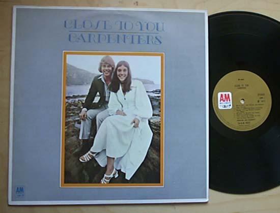 Carpenters album cover 1970