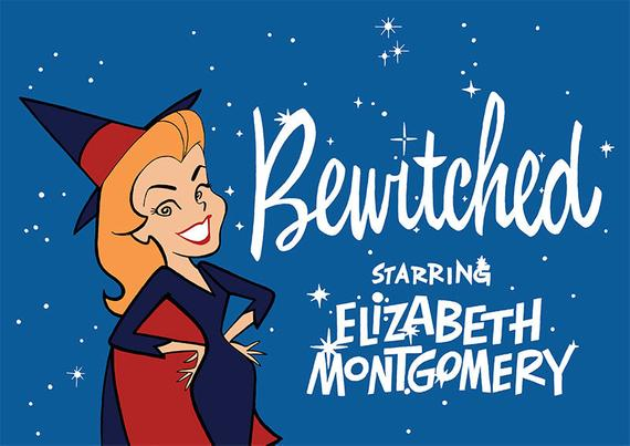 Bewitched title capture