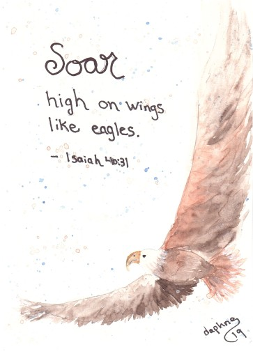 Soar on Wings of Eagles