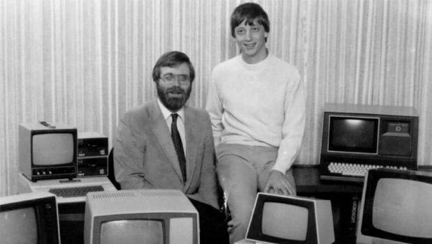 1981 Microsoft photo